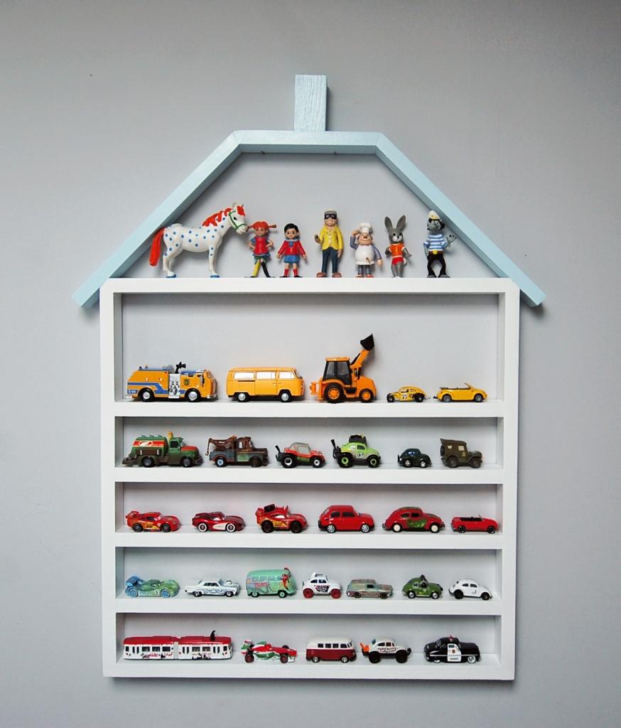 Półka Garaż Na Autka Mega Duży