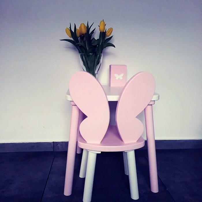 krzesełko motyl dla dzieci