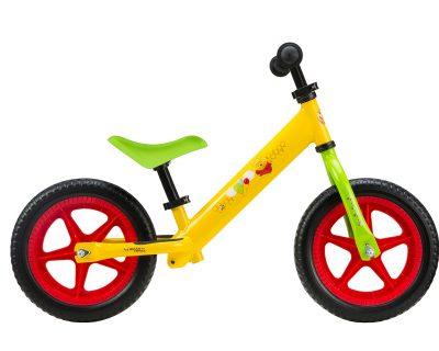 rower biegowy metalowy