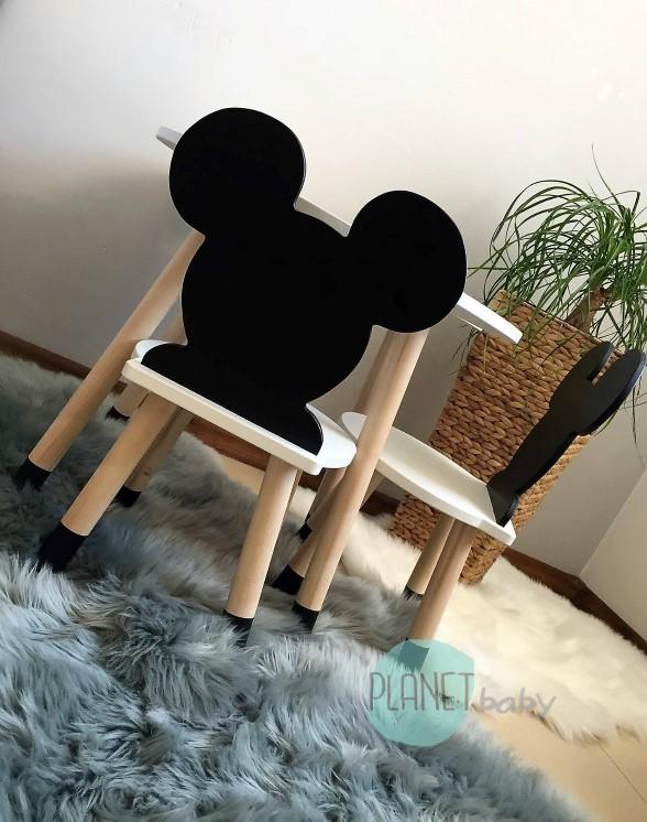 krzesełko myszka mickey