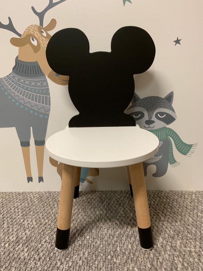 krzesełko dziecięce myszka Mickey