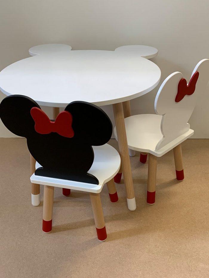 krszesełko dla dzieci myszka