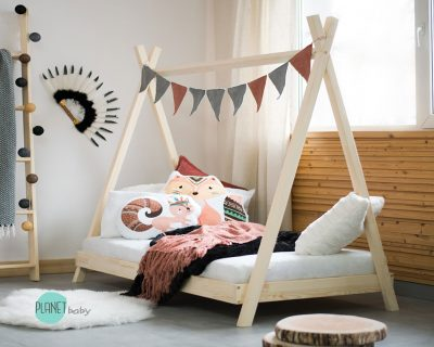 łóżko tipi teepee indiańskie